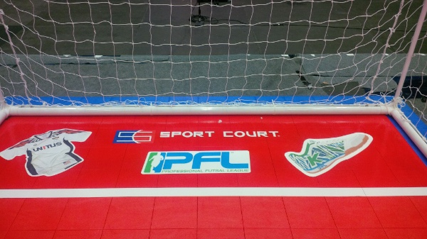 Sport Court is the Official Court of the PFL All-Star Showcase